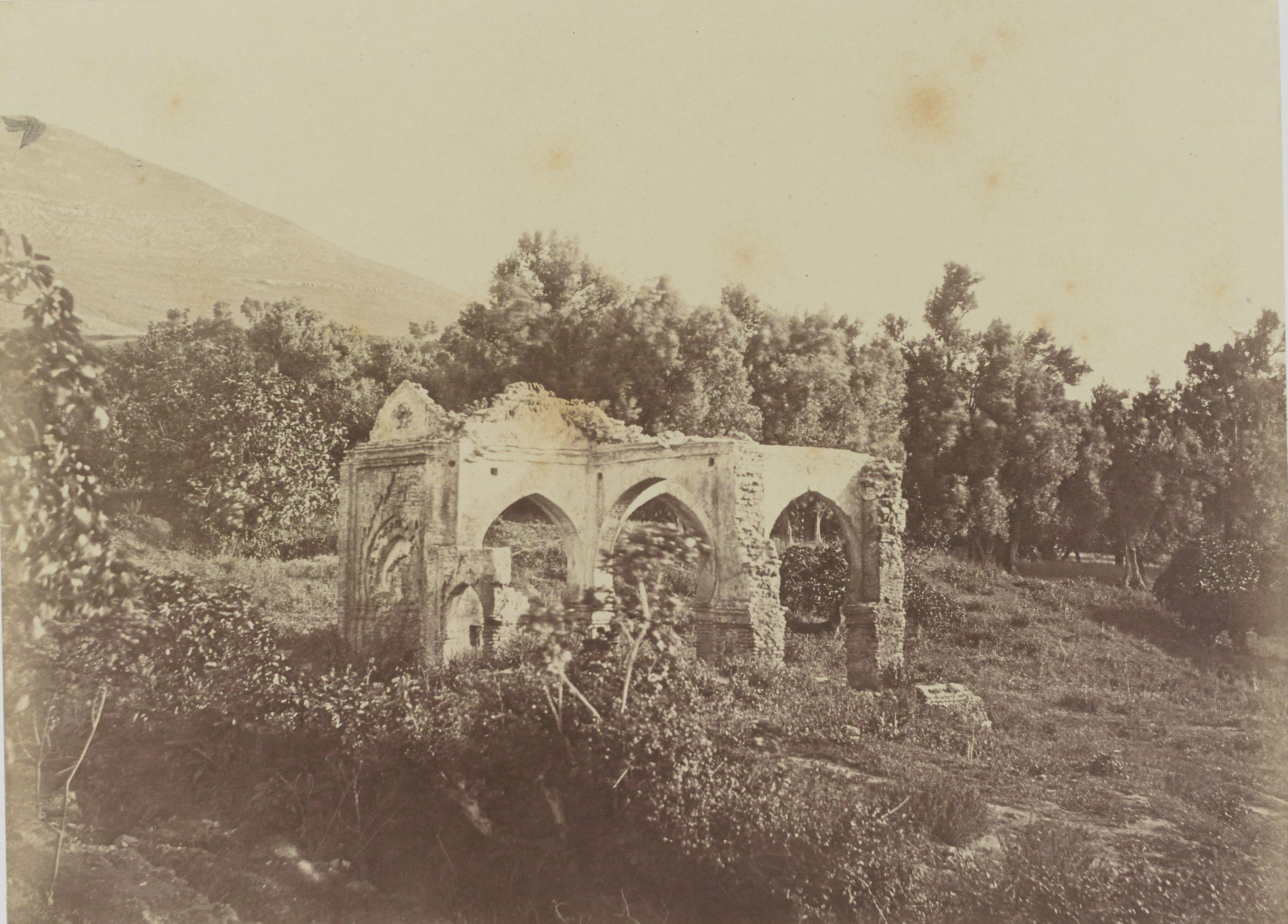 Руины Сиди Али бен Мегин (Тлемсен)