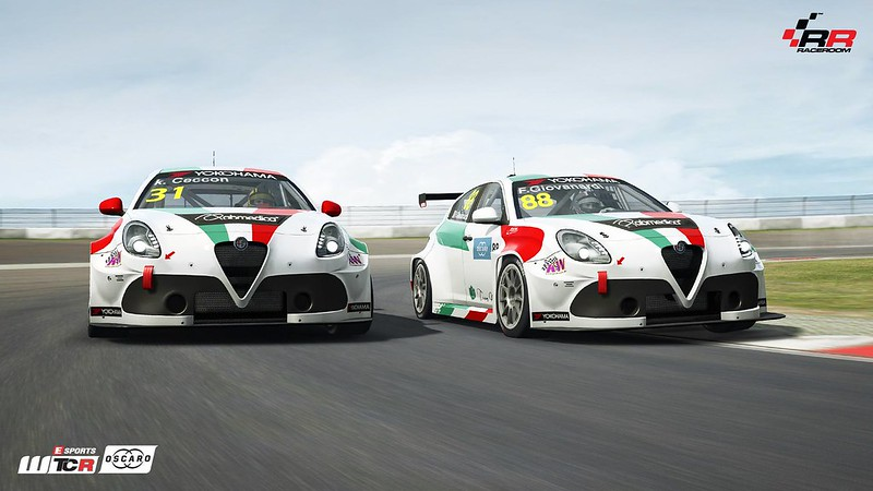 RaceRoom Alfa Romeo Giulietta TCR 1