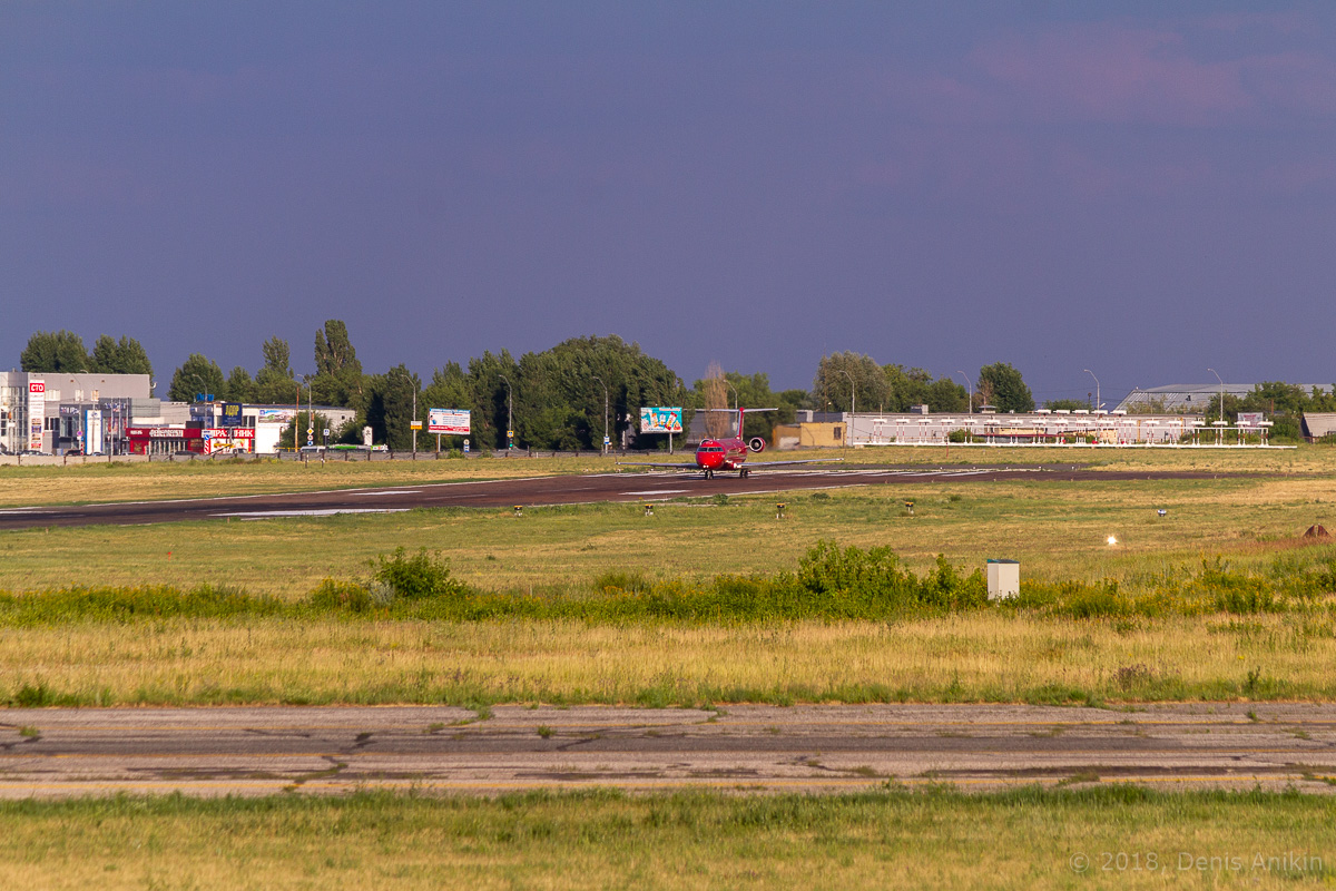 Rusline CRJ-100 VQ-BNA фото 2