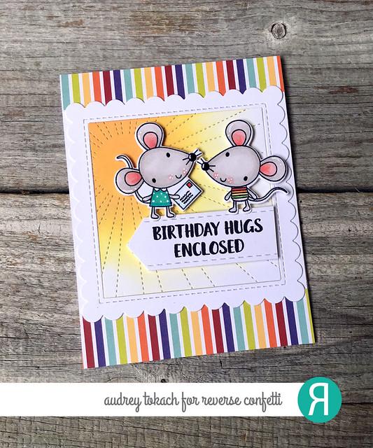 Birthday Hugs