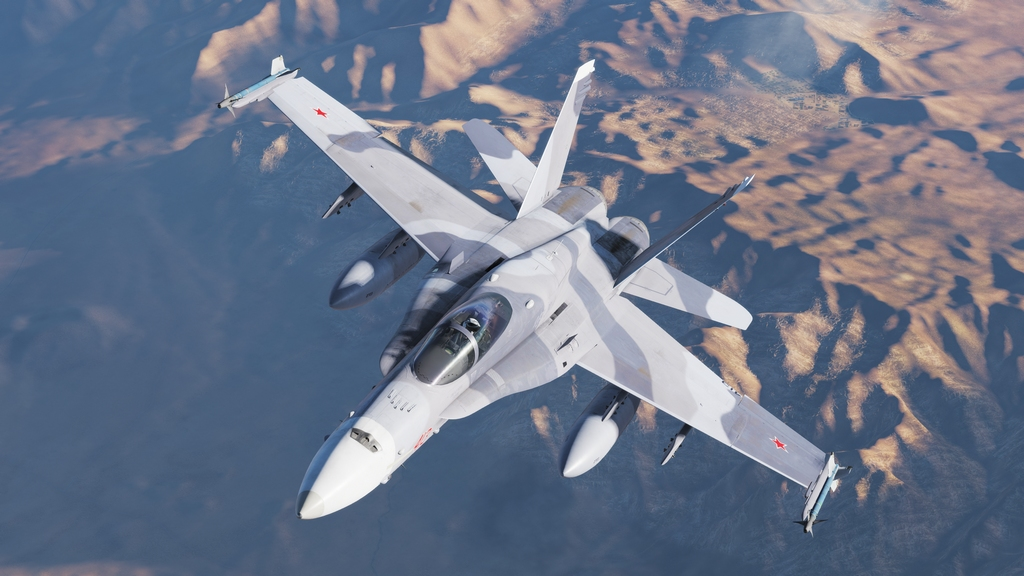 DCS World: F/A-18C Hornet  43152090854_d53dca3e8f_o