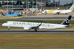 Air Dolomiti Embraer ERJ-195LR I-ADJV BHX 10/08/18