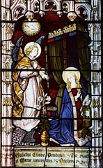 Annunciation (Burlison & Grylls, 1880s)