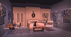 Larsson's Swedish Bedroom