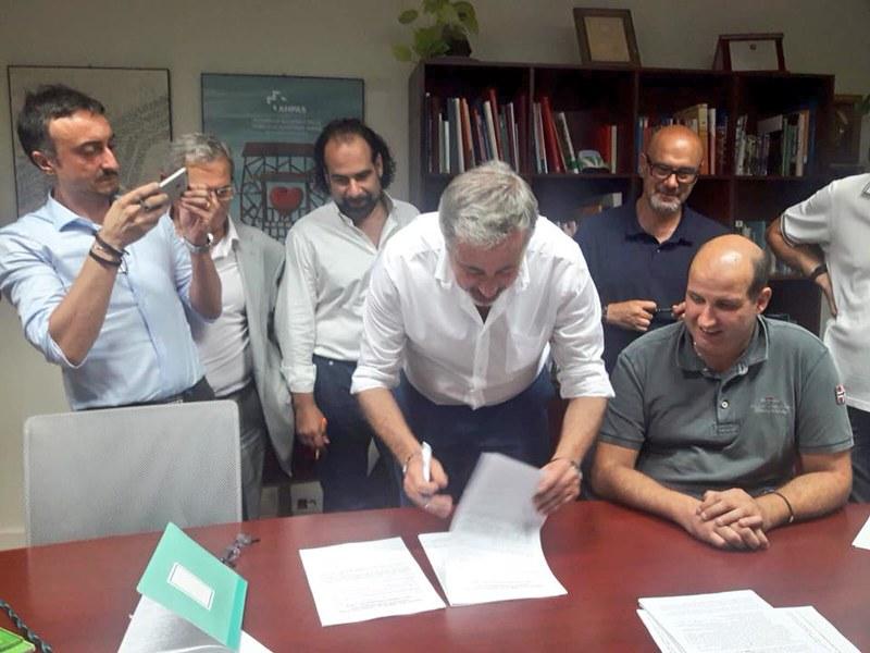 Rinnovo CCNL: la firma