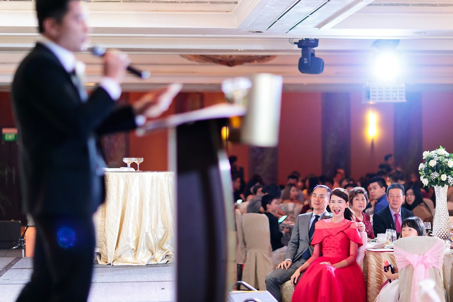 Singapore Holy Matrimony Wedding Celebration