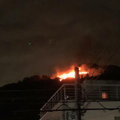 2018京都五山送り火