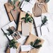 Gifts Wrapping & Package  : 12 Beautiful Christmas Gift Wrap Ideas! by Gifts_Detective.com