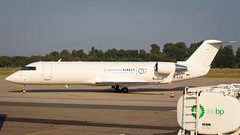 Bombardier CRJ-200PF ES-LCA Airest - Photo of Dalhunden