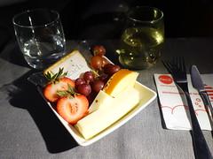 201807009 AA104 JFK-LHR dinner