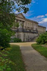 Compiègne, château Impérial