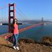 3. En el Golden Gate uno de los lugares que ver en San Francisco más populares