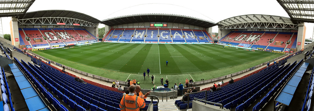 Wigan Athletic v Nottingham Forest