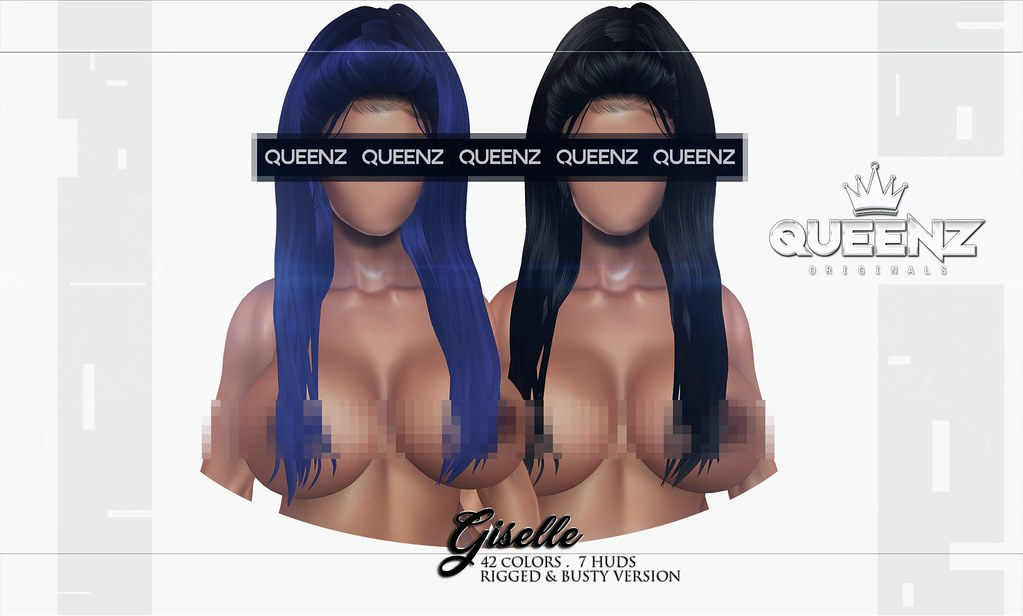 QUEENZ | Giselle Hair