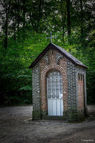 Pulderbos, Kapel Onze-Lieve-Vrouw.