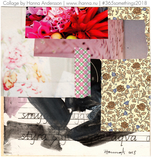 365 Collages | Week 27 | Shabby Chic Style