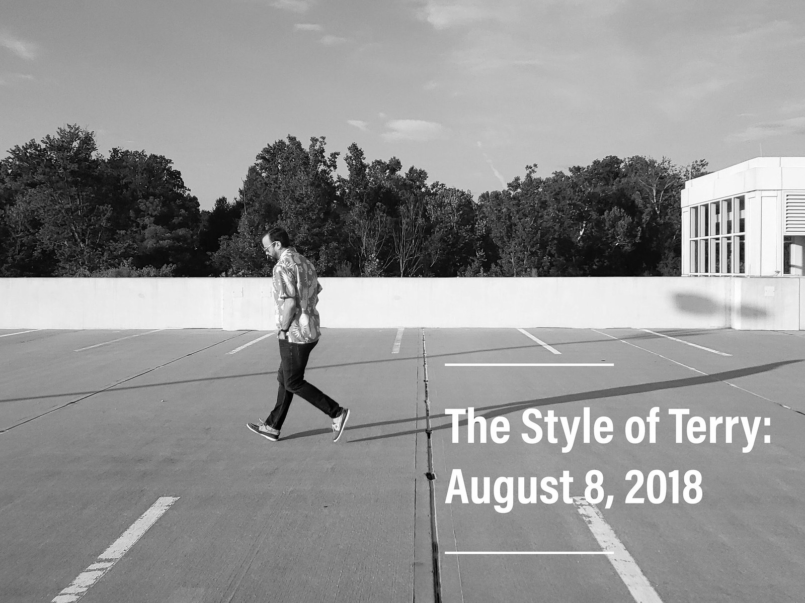 The Style of Terry: 8.8.18