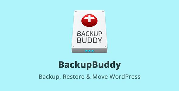 BackupBuddy v8.5.2.1 - Back up, restore and move WordPress