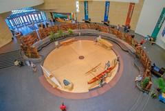 Potomac Atrium of the National American Indian Museum