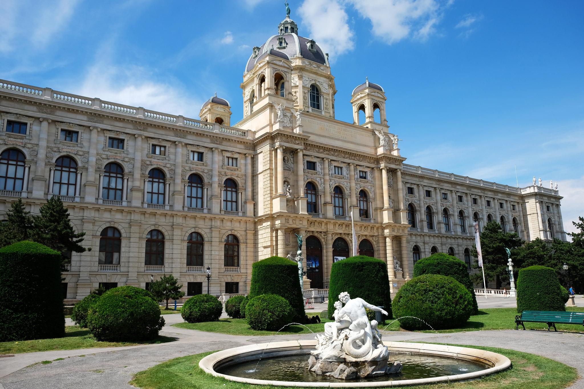 Naturhistorisches Museum, Vienna, Austria