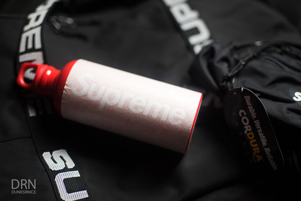 Supreme Water Canister.