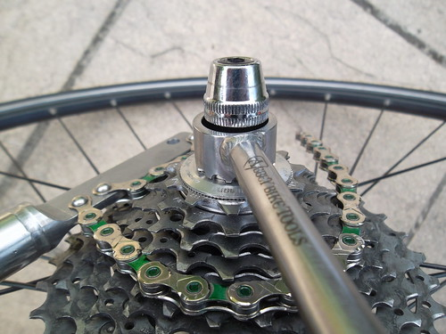 Abbey Tools Crombie locknut