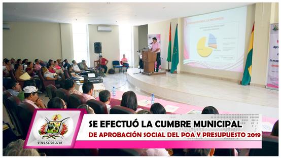 se-efectuo-la-cumbre-municipal-de-aprobacion-social-del-poa-y-presupuesto-para-la-gestion-2019