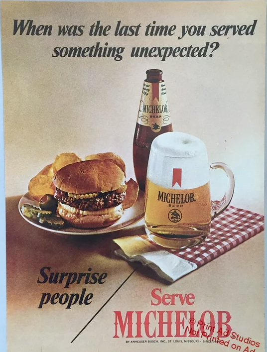 Michelob-1970-hamburger