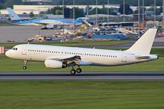 Balkan Holidays Air (BH Air) Airbus A320-232 LZ-BHH BHX 18/05/18
