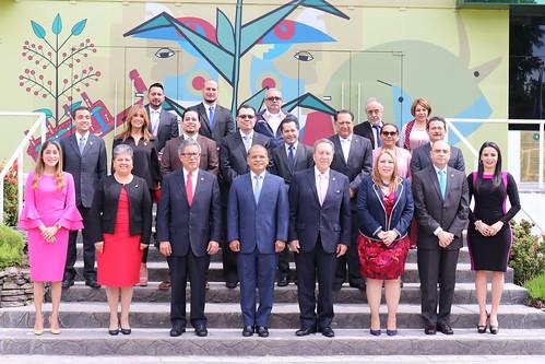 Gobierno de El Salvador presenta al SICA protocolo de adhesión a la Unión Aduanera
