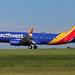 N8707P Southwest 737-8MAX at KCLE by GeorgeM757