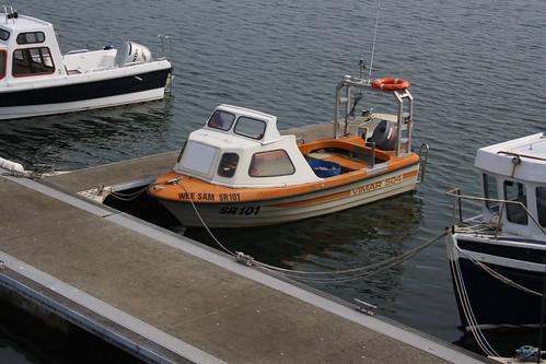 Fishing Boat SR101 Wee Sam