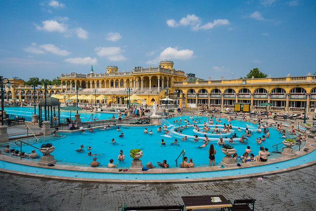 Szechenyi Spa Baths