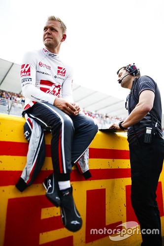 Kevin Magnussen Paul Ricard 2018