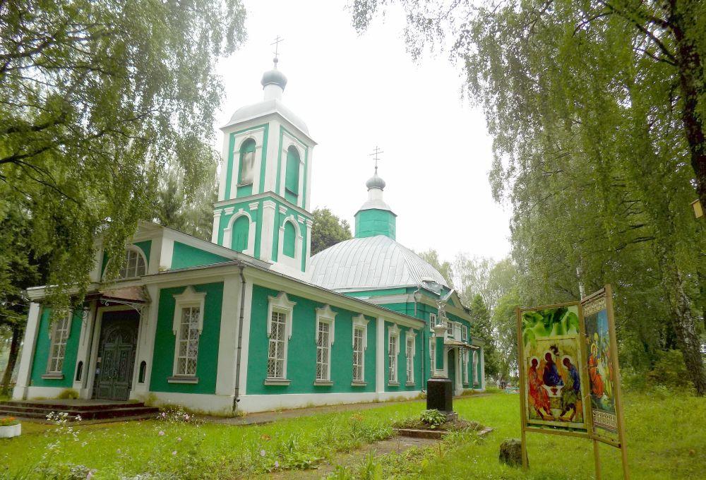 Кардымовский храм