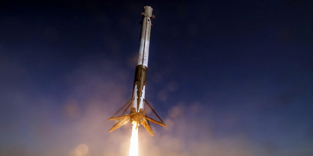SpaceX relance la rocket «Block 5» pour la 1ère fois
