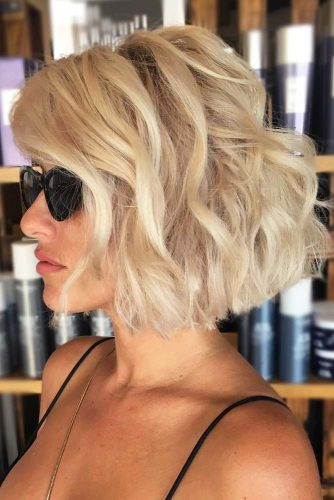 Best Short Bob Hairstyles 2019 Get That Sexy-short haircut trends to try now 7