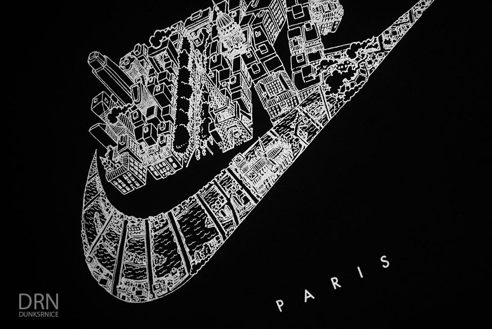 Nike Paris.