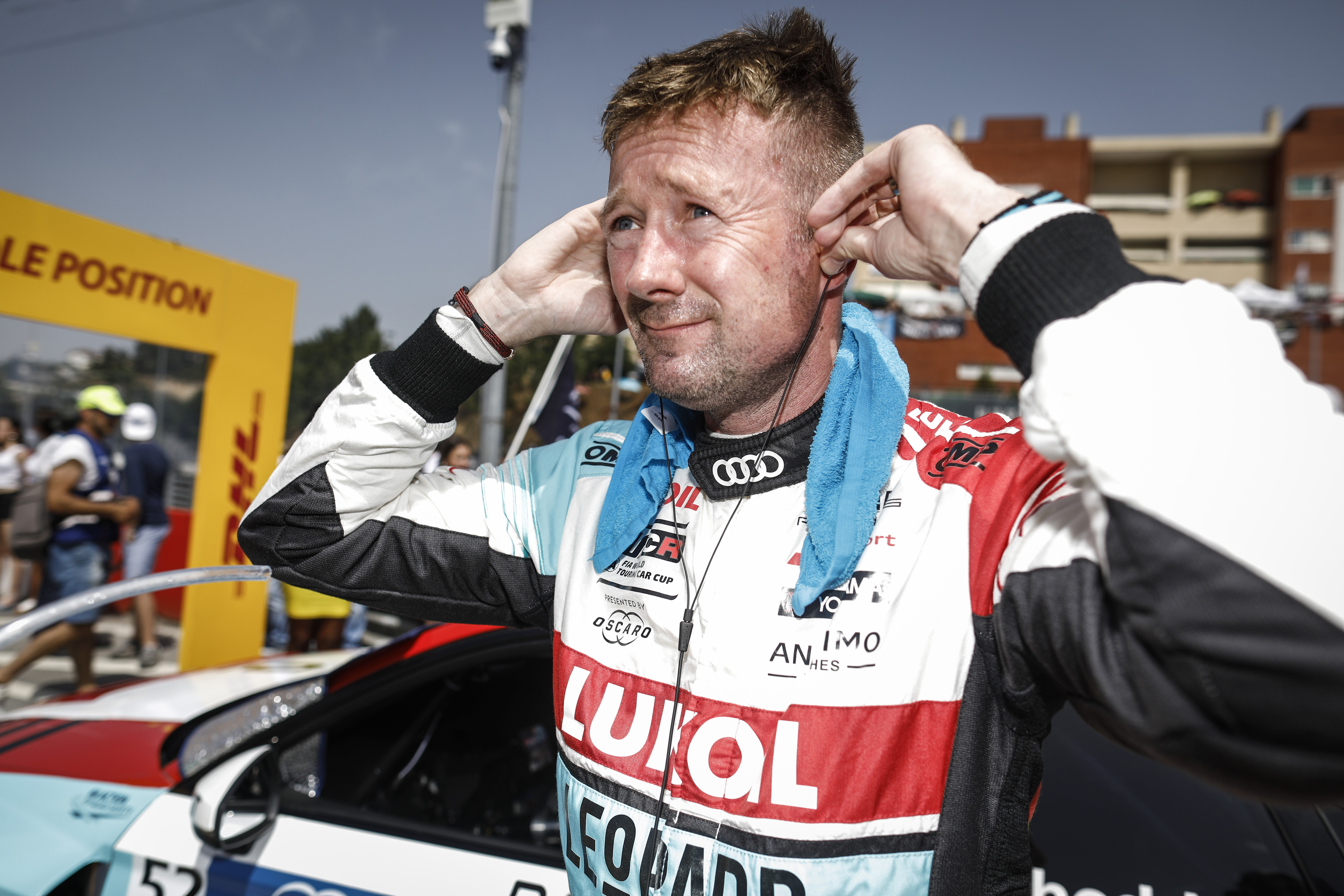 WTCR's Shedden moves on from chicane penalty