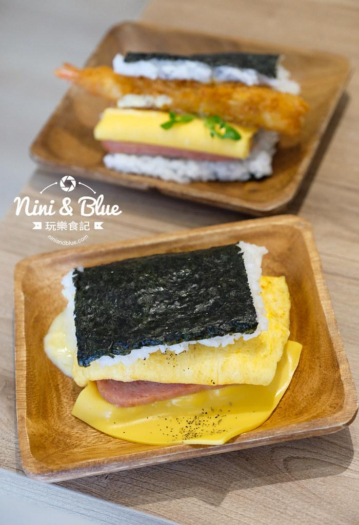 樂米屋 沖繩飯糰 公益路美食11