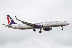 AIR MACAU A321-200(WL) B-MCA 002