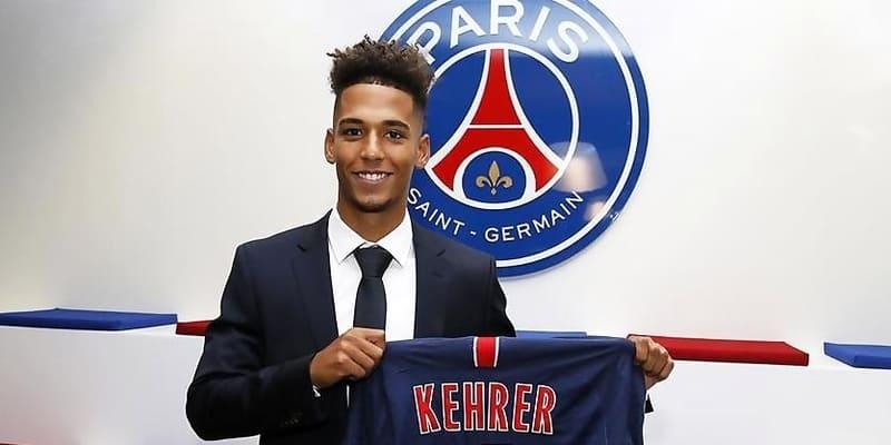 PSG menandatangani Kehrer dari Schalke