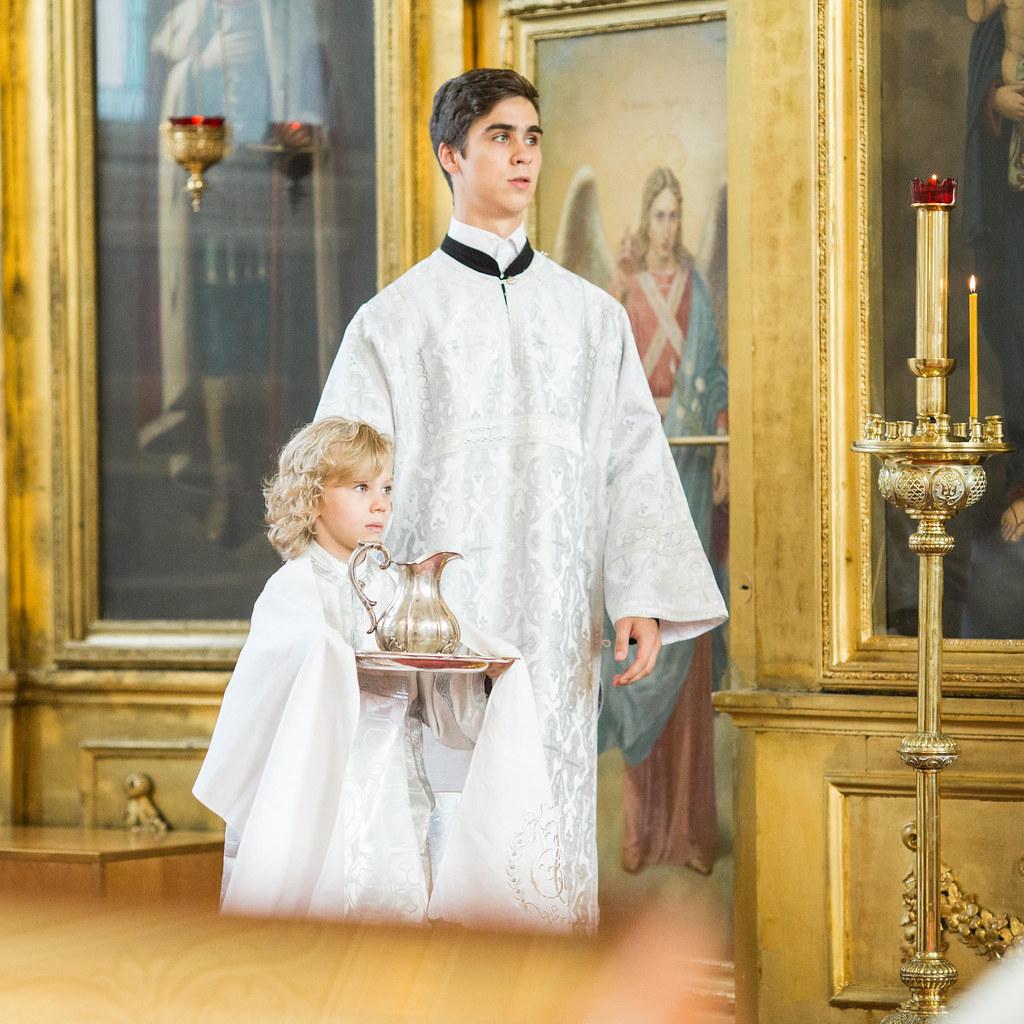 19 августа 2018, Преображение Господне/ 19 August 2018, Transgression of the Lord