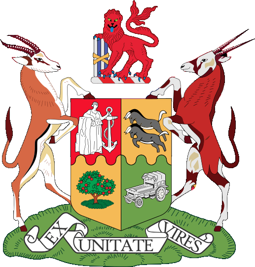 Coat of arms of South Africa (1930-1932)