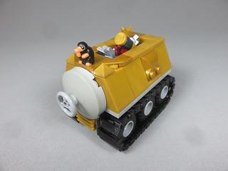 The Niffler's Tank