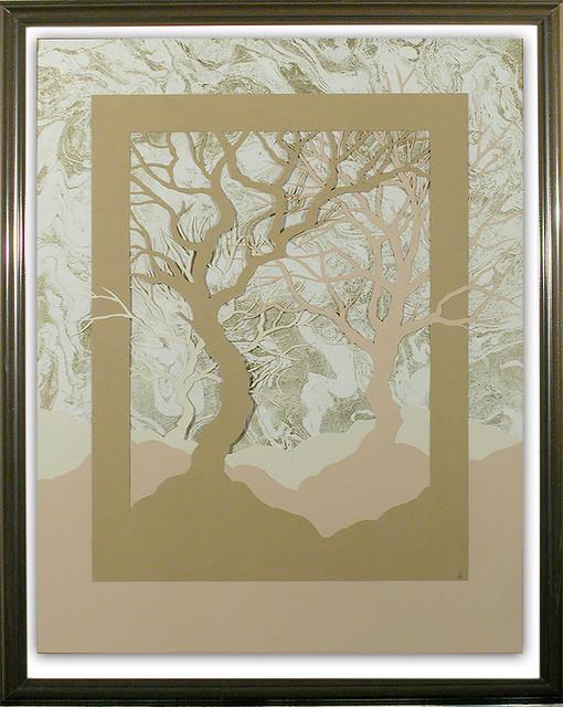 Marble trees, Nikon E5000