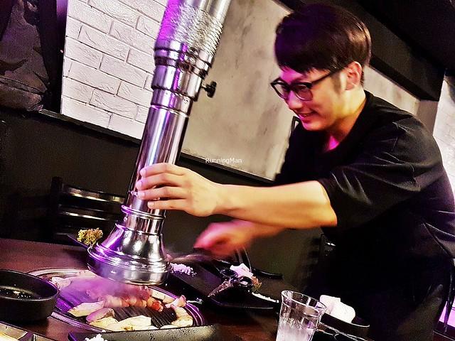 Owner Chef Kim Dae Yo