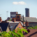 View to Steam Mill and shot tower, 2018 Jul 08