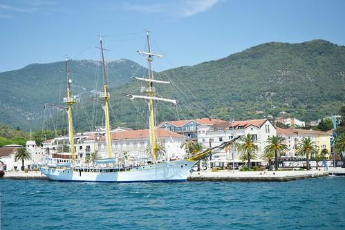 Tivat Boka Kotorska, #Montenegro #tivatsummer2018 #holydays #adria #summer #pic #picofday #sea #adriatic #sun #salt #holyday #holydays:palm_tree: #vacation #travel #nature #trip #wanderlust #travlr #travelgram #vacation #explore #fun #sunny #trip #chill #