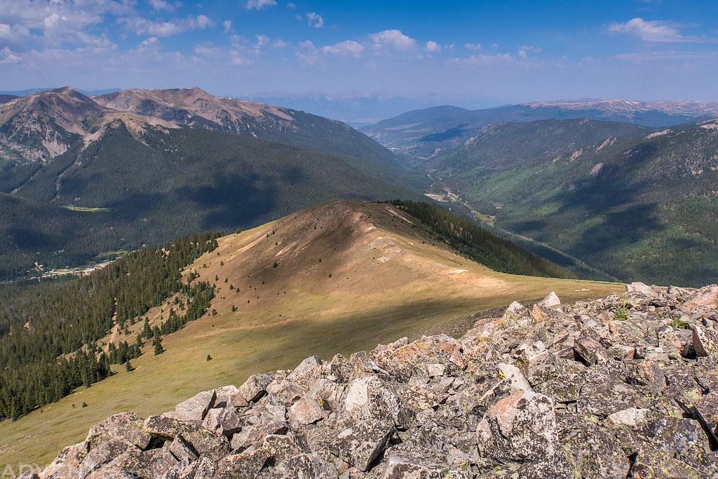 Tiptop Peak